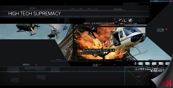 VideoHive High Tech Supremacy 3162798
