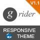 Grider - HTML5 & CSS3 Responsive Drupal Theme - ThemeForest Item for Sale