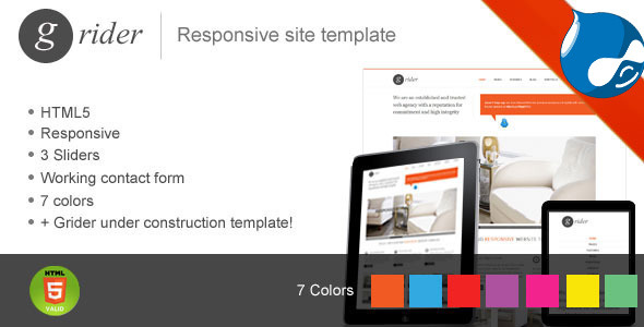 Humble - Drupal Theme Download