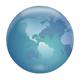 Spinning vector globe - ActiveDen Item for Sale