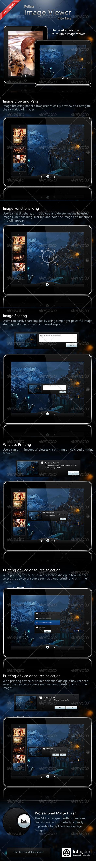 GraphicRiver Retina Image Viewer UI 3168251