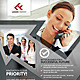 Pro Corporate Flyer Template - GraphicRiver Item for Sale