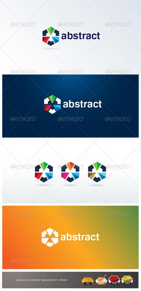 GraphicRiver Abstract Logo Templates 3160313