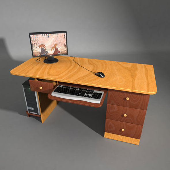 3DOcean PC set 111897