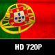 Portugal Flag Motion Loop - VideoHive Item for Sale