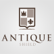 Antique Shield Logo Template - GraphicRiver Item for Sale