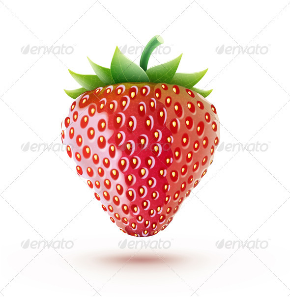 Fresh strawberry - Seasons/Holidays Conceptual
