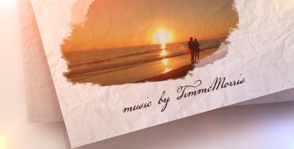 VideoHive A Perfect Girl 3173358