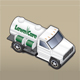 Lawn Care Truck - GraphicRiver Item for Sale