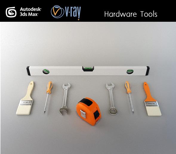 3DOcean Hardware tools 3173427