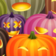 Halloween Jack-o'-Lantern Kit - GraphicRiver Item for Sale
