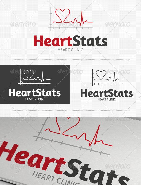 Heart Stats Logo