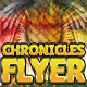 Chronicles Flyer - GraphicRiver Item for Sale