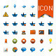 Prem Berries Set - 178 Icons - GraphicRiver Item for Sale