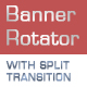 Banner Rotator With Split Transition - ActiveDen Item for Sale