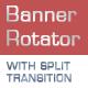 Banner Rotator With Split Transition - ActiveDen Item for Sale
