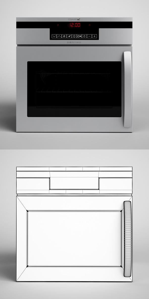 3DOcean Oven 16 327459