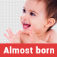 Almost Born - Simple and Cute Under Construction - ThemeForest Item for Sale
