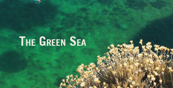 The Green Sea 3
