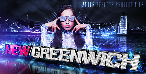 VideoHive New Greenwich 3180663