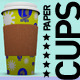Paper Cups - GraphicRiver Item for Sale