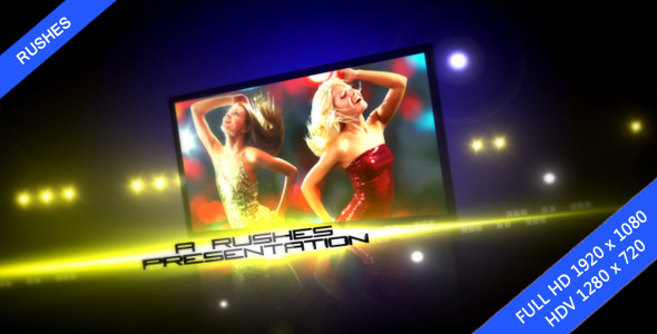 VideoHive Fashion Impact 3182625