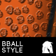 Basketball Inspired Style - GraphicRiver Item for Sale