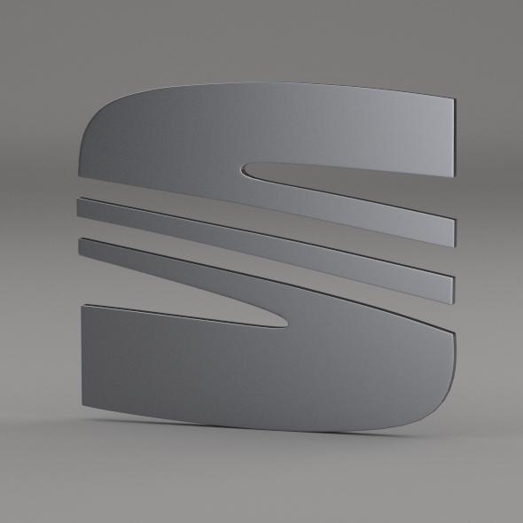 3DOcean Seat Logo 3182816