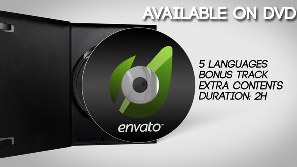 VideoHive Available on Dvd 3158590