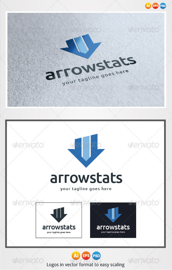 Arrow Stats Logo