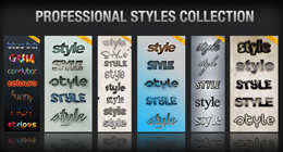 Top Professional Styles