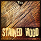 Abstract Stained Wood Textures