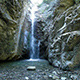 Chantara Waterfall In Troodos Mountain Cave - VideoHive Item for Sale