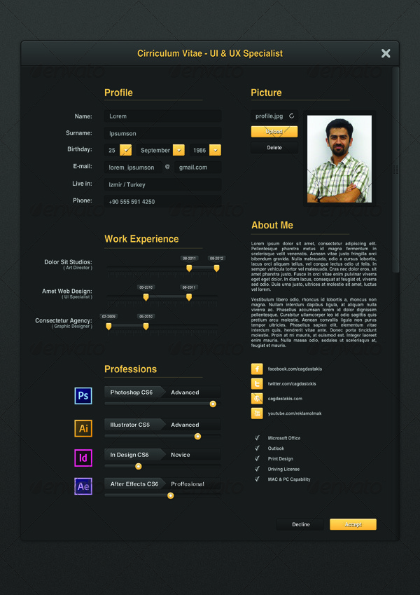 ui designer resume resumes stationery 01_preview1jpg 02_preview2jpg 03_preview3jpg