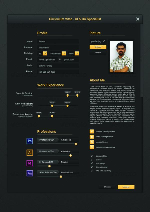 ui designer resume resumes stationery 01_preview1jpg 02_preview2jpg 03_preview3jpg