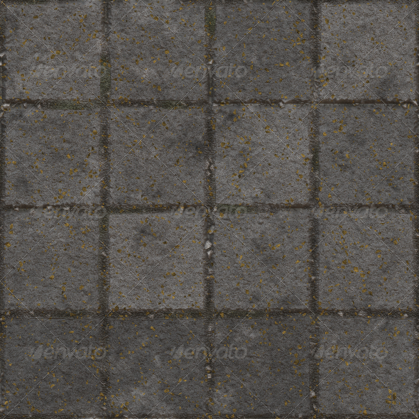 Pavement 1 - 3DOcean Item for Sale