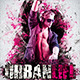 Urban Life Party Flyer - GraphicRiver Item for Sale