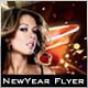Explosive New Year Flyer - GraphicRiver Item for Sale