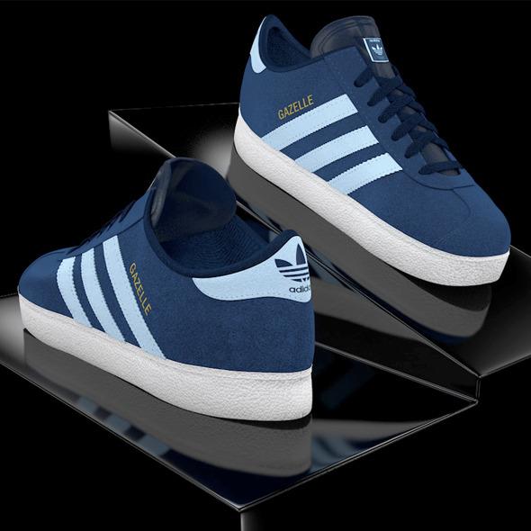 Sport Shoes - 3DOcean Item for Sale