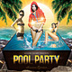 Pool Party Flyer - GraphicRiver Item for Sale