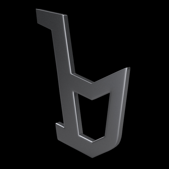 3DOcean Bertoni Logo 3188576