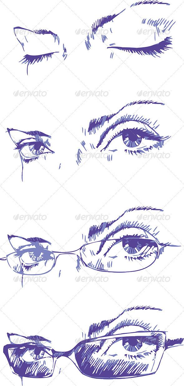 Eyes Set