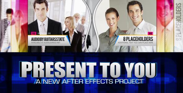 VideoHive Company Motion Presentation 3189859