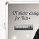 Web UI Sliders and Elements - GraphicRiver Item for Sale
