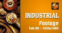 Industrial - Full HD Footage -1920x1080