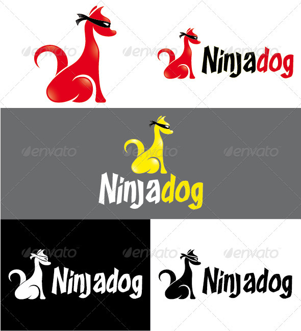 Ninjadog Logo