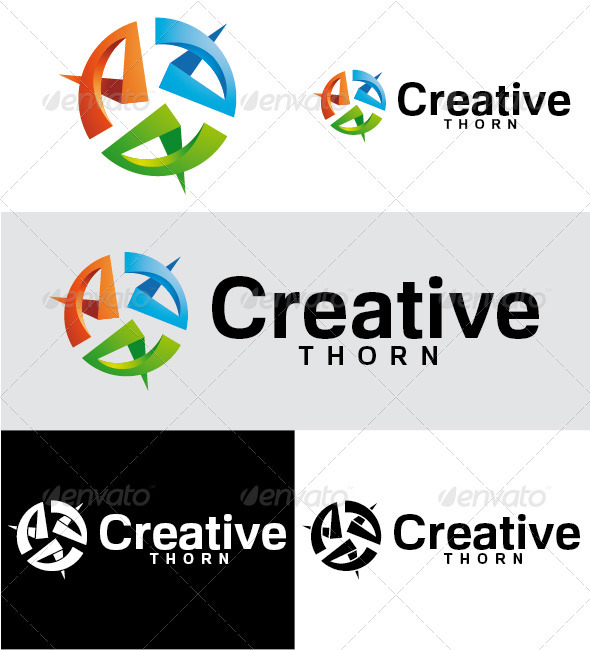 Creative Thorn Logo