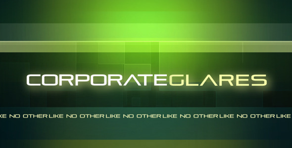After Effects Project - VideoHive Corporate Glares 329171