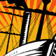 Sailing Ship Retro Woodcut - GraphicRiver Item for Sale