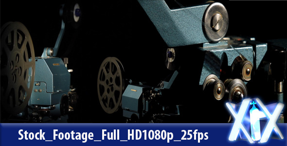 VideoHive Film Projector 16mm 3195496